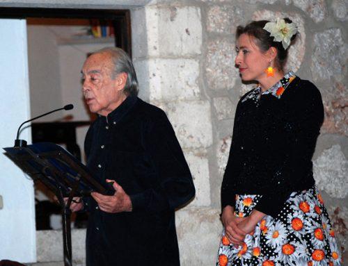 Prosa, poesía y música para anunciar la Navidad en la Iglesia de San Felipe de Brihuega.