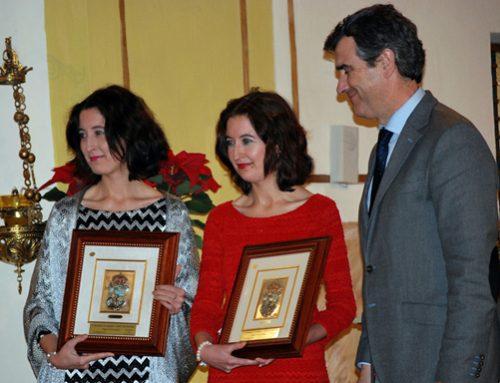 María Lara y Laura Lara evocaron el Nacimiento de Jesús en un pregón de gran calidad histórica y literaria.